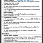 Project Based Private Jobs 2016 CPEC Motorways