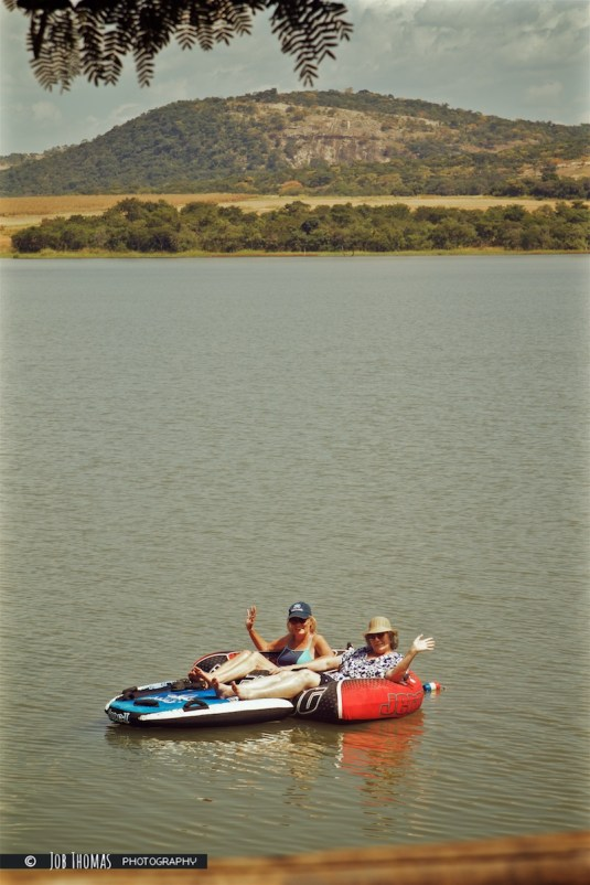 Arcadia Dam