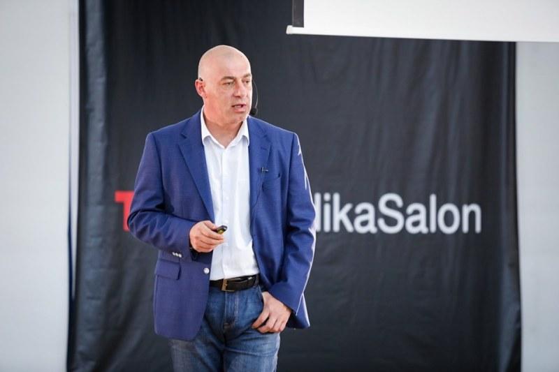 Снимка: TEDx