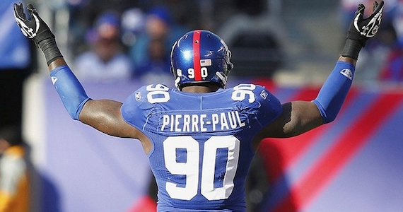 If Pierre-Paul is on the prowl, the defense will be OK. (Getty Images)