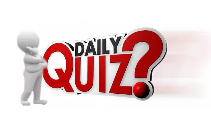 Daily Banking Quiz 20th January 2019