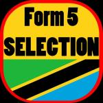 Form Five Selection 2020/2021