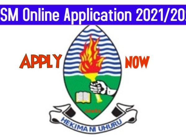 How to Access UDSM Online Application 2021/2022, UDSM OAS Login, How do I pay my application fee Udsm? , udsm admission 2020/2021