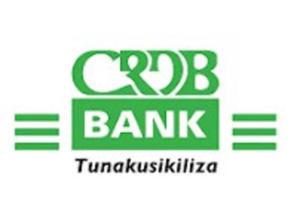 New Jobs at CRDB Bank Plc 2021