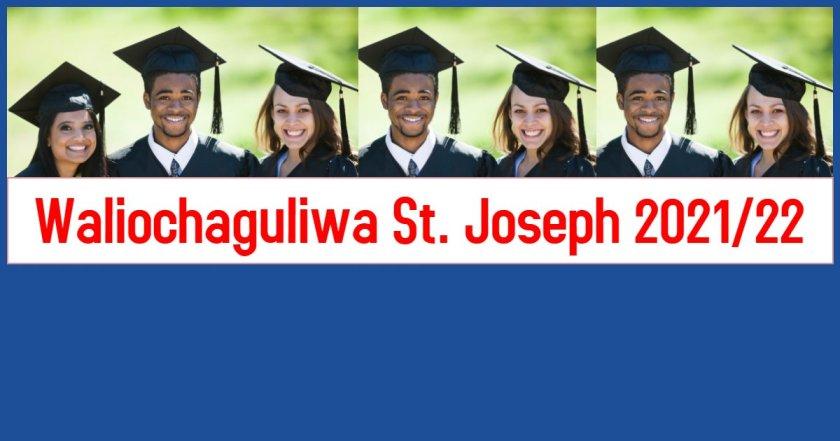Majina ya wanafunzi waliochaguliwa (SJUIT) St. Joseph University 2021/2022, st. Joseph university in tanzania admission 2021, St. Joseph University in Tanzania (SJUIT) selected applicants 2021/22