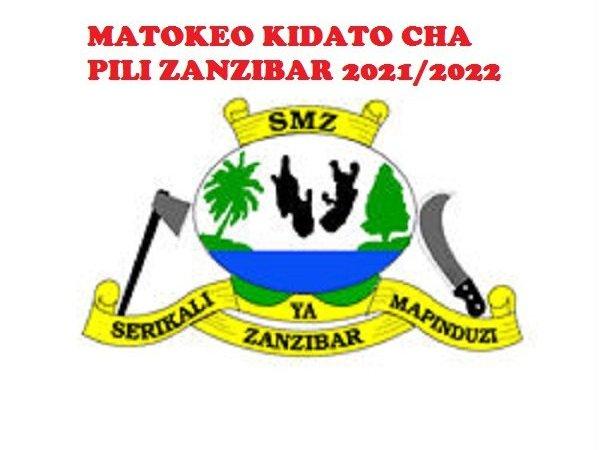 Matokeo ya kidato cha pili 2021 Zanzibar, Matokeo ya kidato cha pili 2021/2022 ZEMS, Form Two Results Zanzibar 2021, Baraza la mitihani Zanzibar, BMZ Matokeo