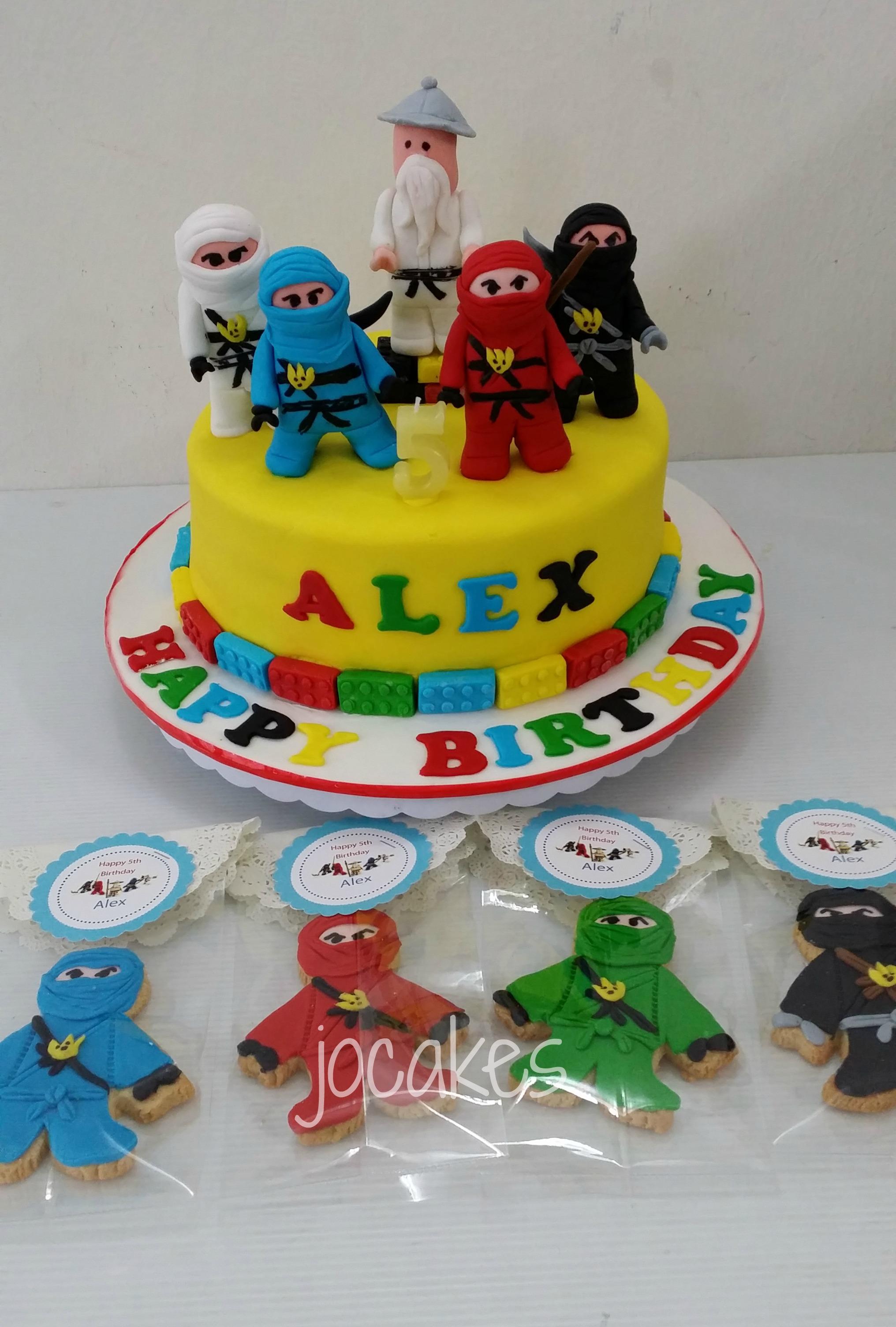 Boys Cake Jocakes