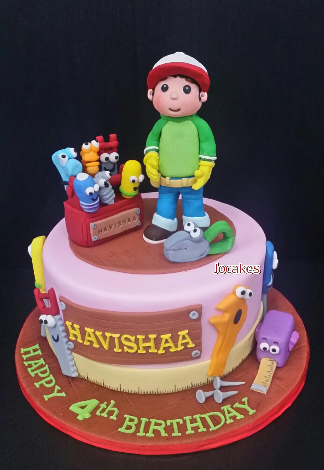 Childrens Cake Jocakes