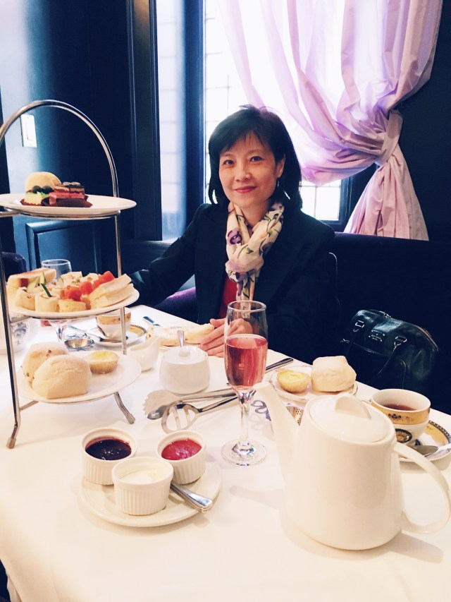 Afternoon Tea Windsor Arms