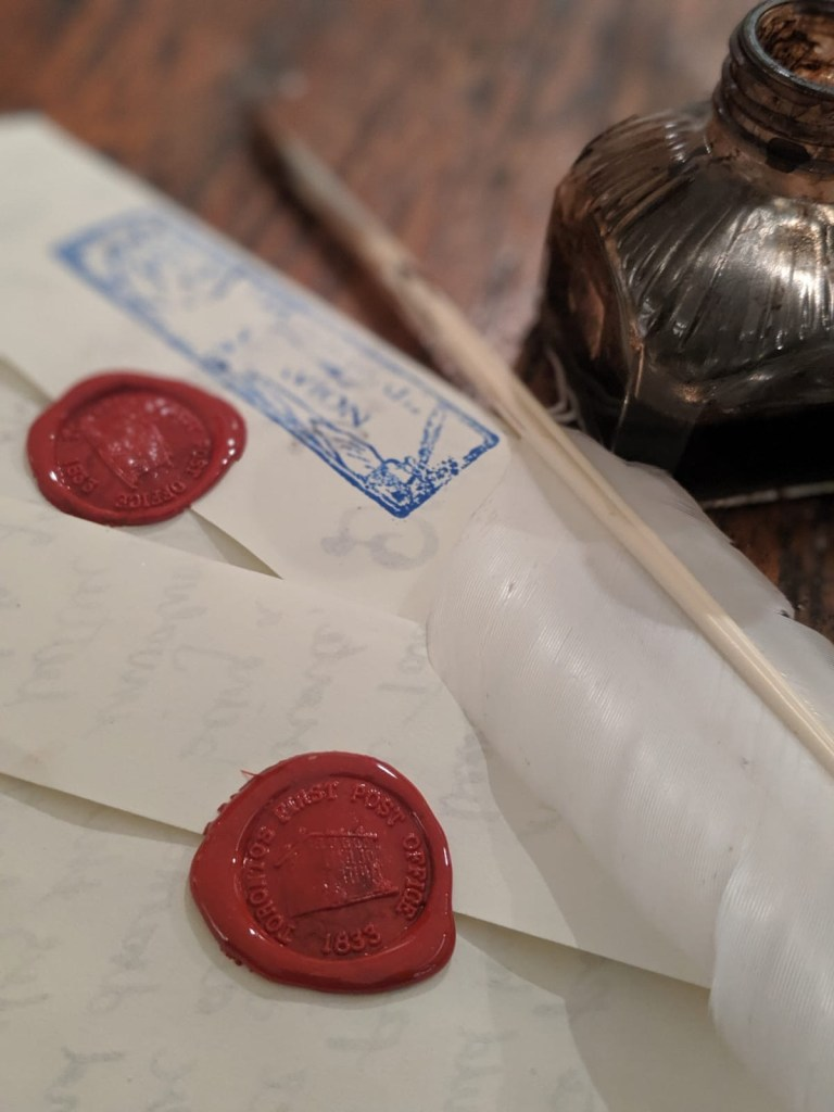 Quill Writing