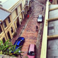Sydney cobalt car