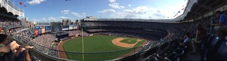New Yankee Stadium in all its glory
