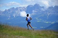 Running at 2000 meters above sea level