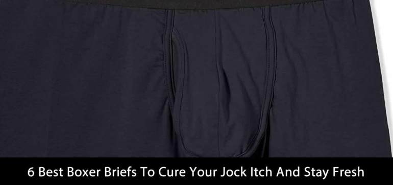 6 Best Boxer Briefs To Cure Your Jock Itch And Stay Fresh