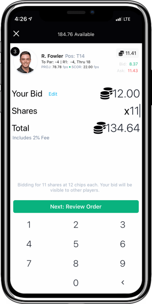 how to play live trading