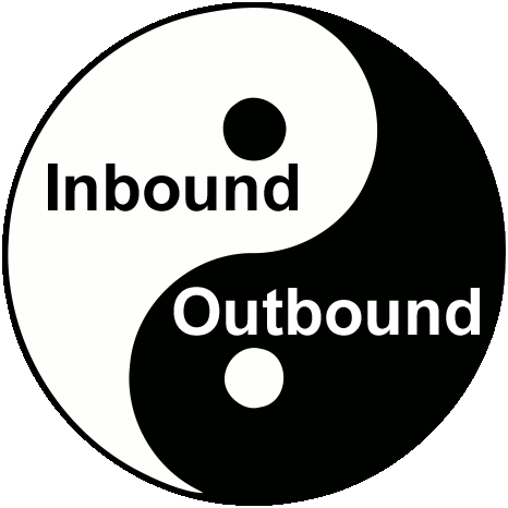 Inter-relatedness of Inbound and Outbound Marketing