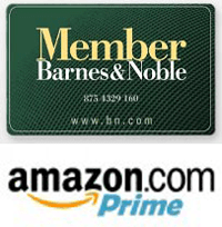 Barnes and Noble Amazon Member Offers