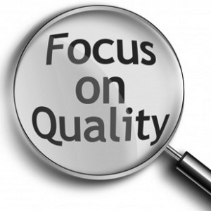 What is Quality Focus on Quality