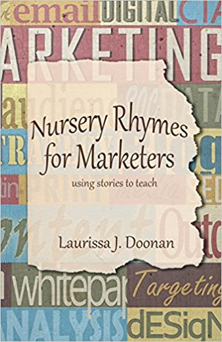 Nursery Rhymes for Marketers Book Cover