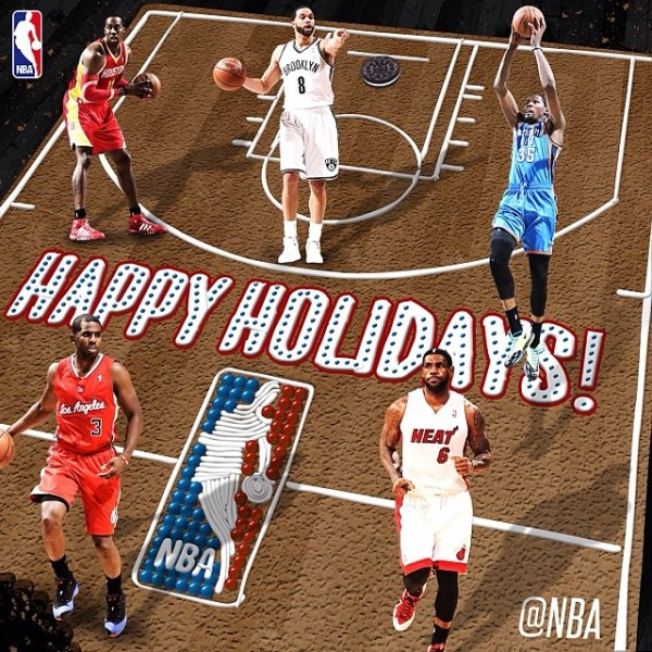 NBA schedule for Christmas Day games - Jocks And Stiletto Jill