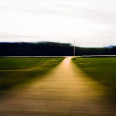 Blury road (c) Johan Conradson