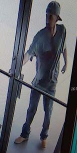 Clayton Larceny Suspect 1