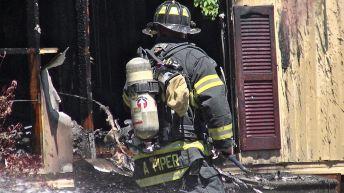 Fire Mr B Street 4