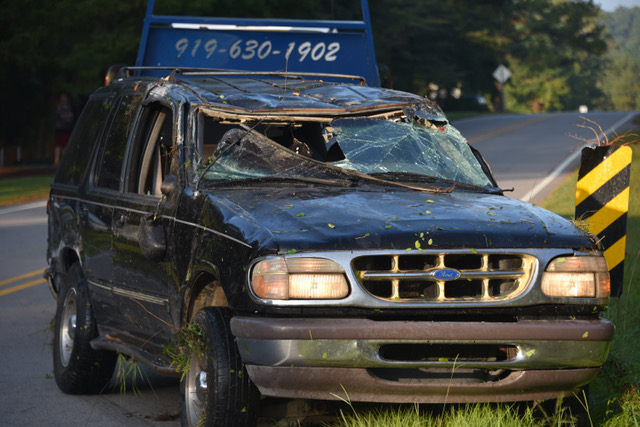 Accident – US301, Oak Grove Inn Road 09-22-17-2JP – JoCo Report