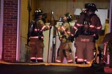 Fire - Oakdale Ave, Clayton 09-11-17-2JT