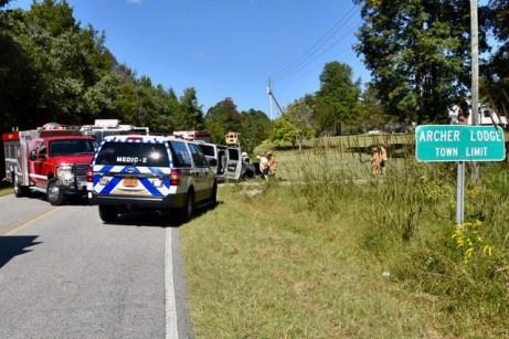 Accident - Castleberry Road, 10-03-17-4JP