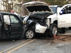 Accident - Booker Dairy Road, 11-30-17-3JP