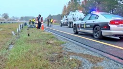 Accident - I95 Smithfield, 11-09-17-5JP