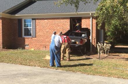 Accident - NC96, Live Oak Church Road, 11-01-17-3JT