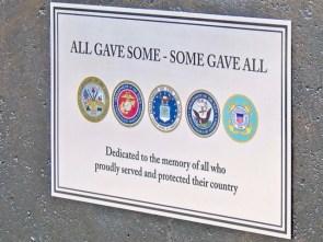Clayton Veterans Monument Unveiling 11-14-17-2JP