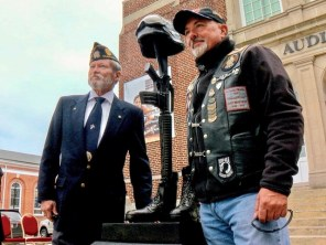 Clayton Veterans Monument Unveiling 11-14-17-4JP