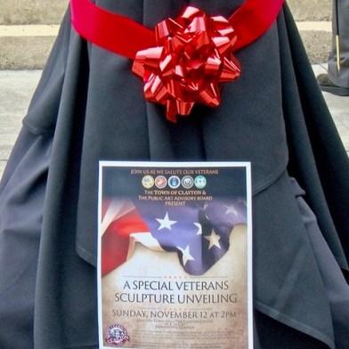 Clayton Veterans Monument Unveiling 11-14-17-5JP
