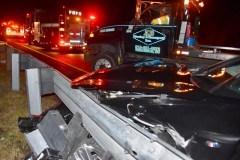 Accident - I95 90MM Four Oaks, 12-22-17-2JP
