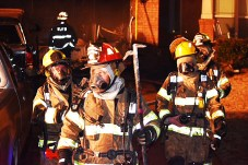 Fire - 143 Lake Blanchard Drive, Angier 01-12-18-6JT