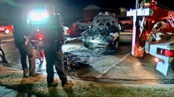 Accident - Moped, Dunn, 02-13-18-2JP