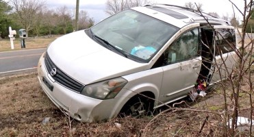 2 Year-Old Killed After Mom's Van Overturns – JoCo Report
