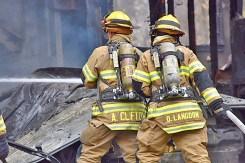 Fire - Sanders Road 03-26-18-3JT