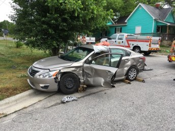Accident - Clayton Code Enforcement 05-17-18-1CP