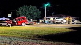 Accident - NC 50 South, Benson 05-14-18-1JP