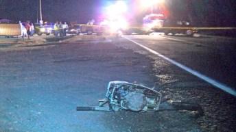 Accident - NC 50 South, Benson 05-14-18-4JP