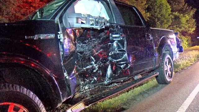Accident - US 70, Princeton 05-01-18-4JP