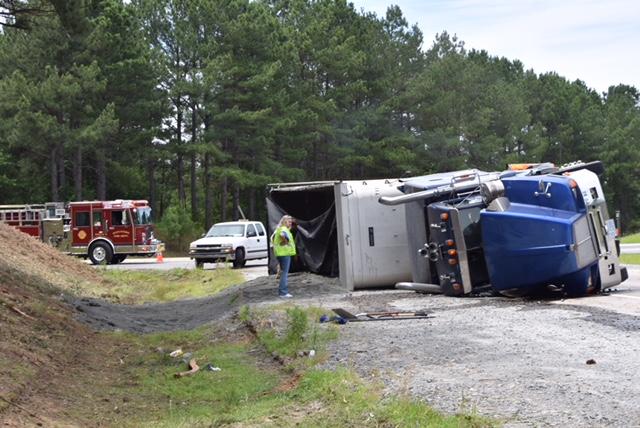 Accident – NC 242 North, I-40 East Ramp, 06-05-18-3JT – JoCo Report