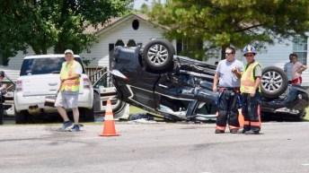 Accident - US 301, Bagley Road, 06-10-18-3JP