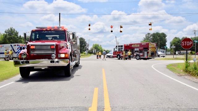 Fatal - US301, Bagley Road 06-10-18-3JP