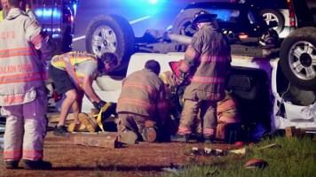 Accident - Glen Laurel Road, 08-10-18-4JP