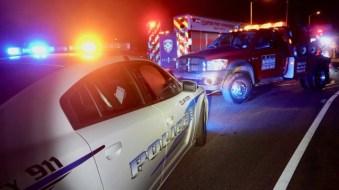 Accident - Glen Laurel Road, 08-10-18-6Jp
